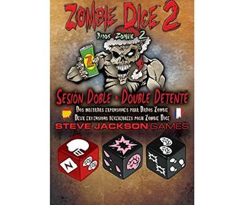 dados zombie 2 sesion doble
