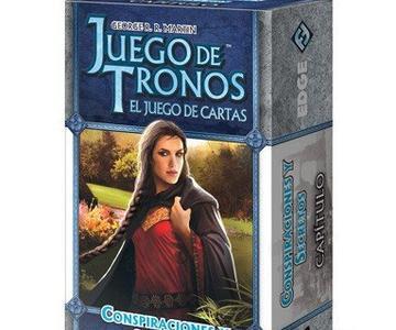 juego de tronos lcg conspiraciones y secretos guardianes