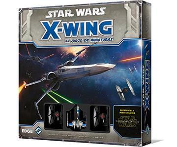 x wing tapete de juego el primer orden