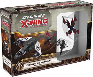 x wing pack los mas buscados
