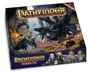 pathfinder roleplaying game beginner box