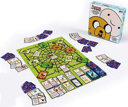 Abba games Juego Hora de Aventuras. Aventuras en el Mundo de Ooo , Juegos de Mesa A Partir de 8