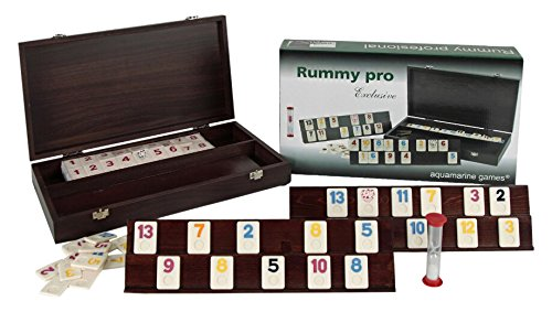 Aquamarine Games - Rummy Profesional (Compudid CP103014)