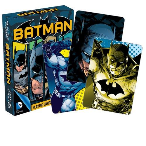 AQUARIUS DC Comics- Deck de Cartas, diseño de Batman