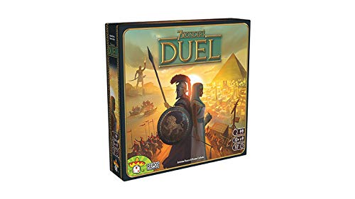 Asmodee- 7 Wonders Duel, Color (SEV07ML)