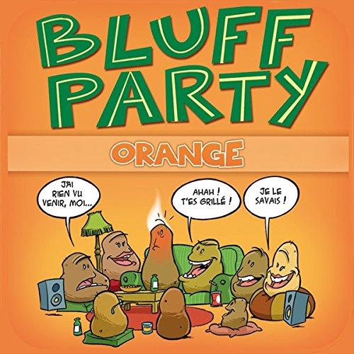 Asmodee - Cgbpo01 - Bluff Party Orange New