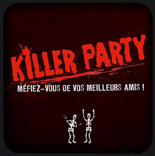 Asmodee - CGKP01 -Killer Party