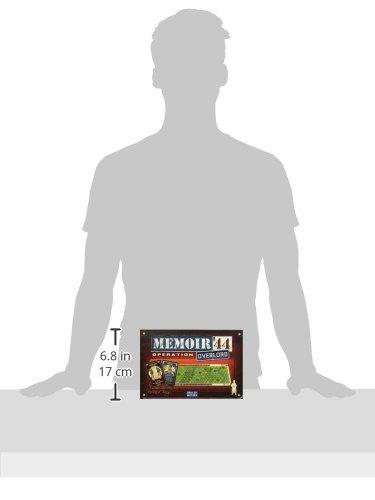 Asmodee Juego de Mesa Days of Wonder Memoir 44 Operación Overlord de expansión