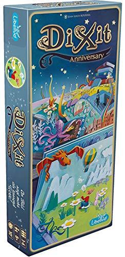 Asmodee - Juego de Mesa Dixit 2 Big Box 001622 (Idioma español no garantizado)