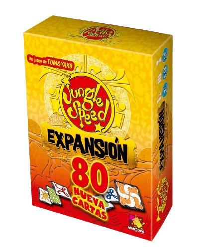 Asmodee- Juego de Mesa Jungle Speed Expansion (JS02ES)