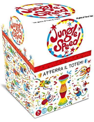 Asmodee Juego de Mesa una Variante gráfica del ya Establecido Jungle Speed, Fabricado por el Famoso ilustrador francés Skwak, Color, 8227