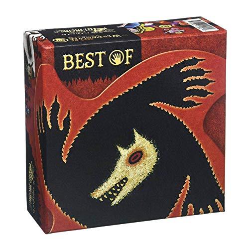 Asmodee-Los Hombres Lobo de Castronegro: Best of-Español (LOB06ES) , color/modelo surtido