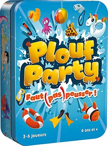Asmodee- Plouf Party, CGPLOUF01, Juego Familiar