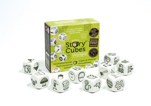 Asmodee Story Cubes: Viajes - Todas las versiones disponibles, Multilenguaje (STO02ES)