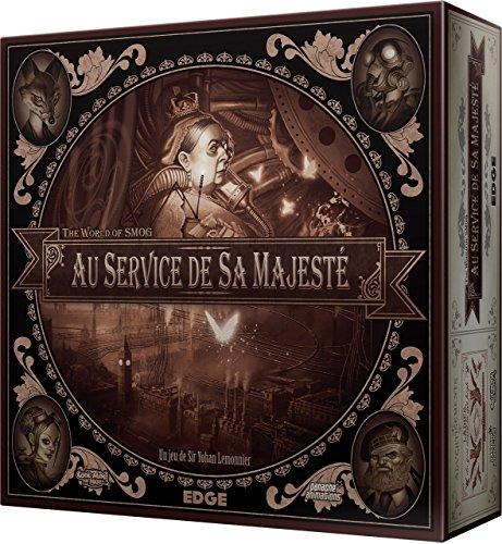 Asmodee–ubiws01–The world of Smog–al servicio de su majestad , color/modelo surtido