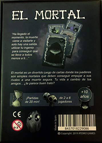 Átomo Games El Mortal