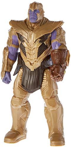 Avengers - Figura deluxe Thanos (Hasbro E4018EU4)