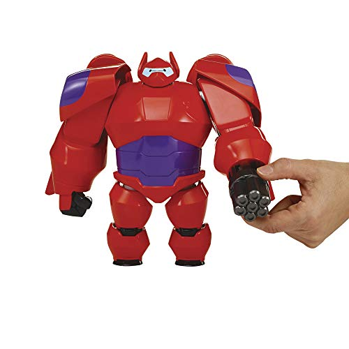Big Hero 6 - Baymax con armadura 2.0 (Bandai 41295)