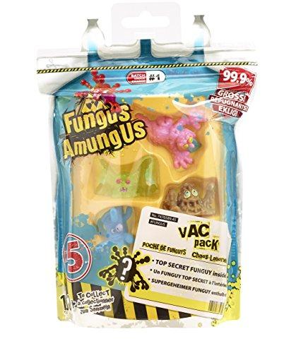 Bizak Vac Fungus Amungus-Figura de colección Funguy, multicolor (Vivid Imaginations 22505.4300) , color/modelo surtido