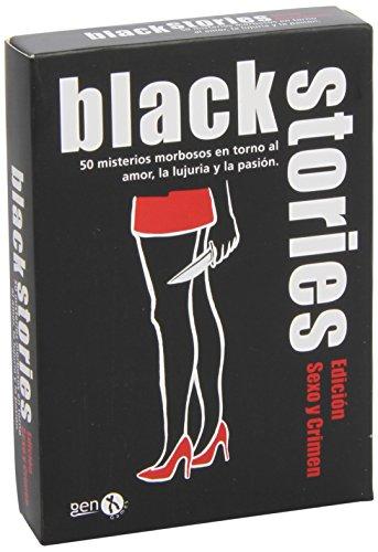 Black Stories- Edición Sexo y Crimen (SD Comics GENBS24)
