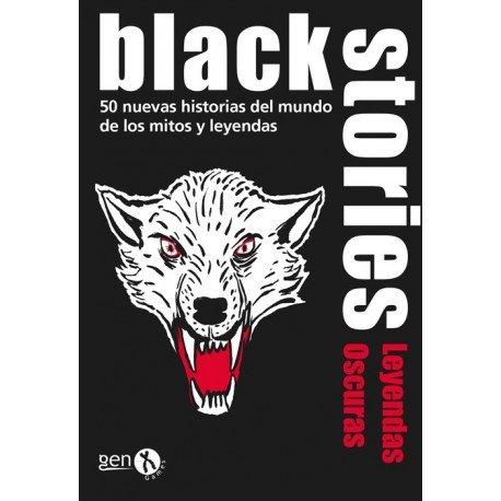 Black Stories- Leyendas Oscuras (Gen-X Games GENBS29)