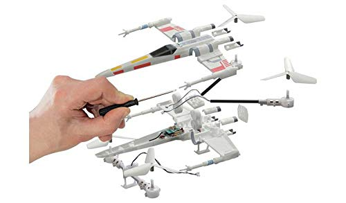 Brand New Revell Control Technik Star Wars X Wing Fighter Drone