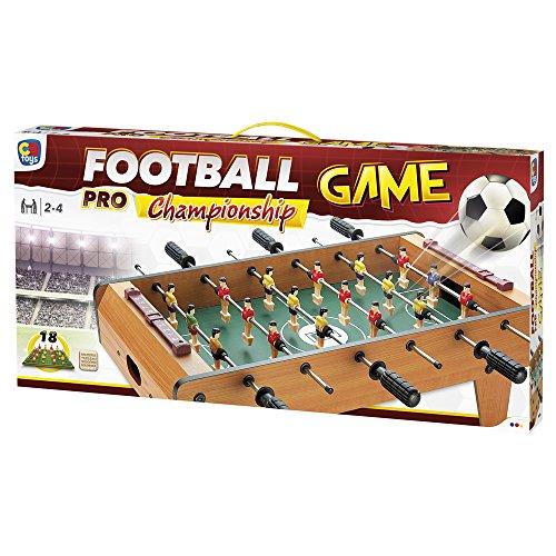 ColorBaby -  Futbolín madera sobremesa CBGames (43310)