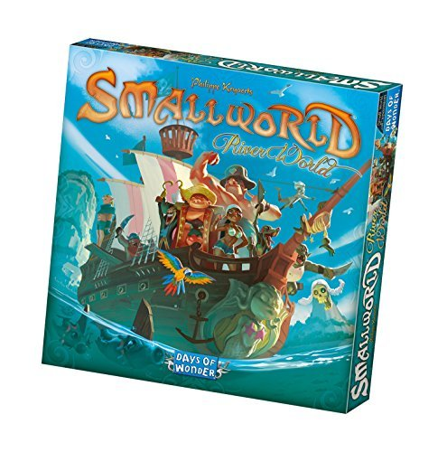 Days of Wonder- Small River World-Español, Color (DW790022)