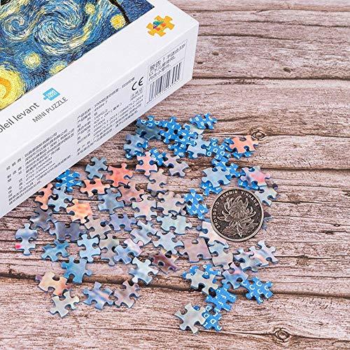 Decorsy Rompecabezas Puzzle 1000 Piezas Adultos Galopar De Animales Regalos Divertidos De Juguetes Educativos Para Niños