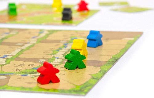 Devir - Carcassonne, juego de mesa (versión en castellano)
