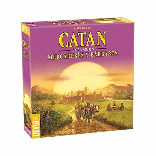 Devir Iberia 934306 Expansión Catán: Mercaderes y Bárbaros (93430)