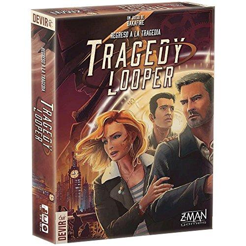 Devir Tragedy Looper: Regreso a la tragedia, Miscelanea (BGTRALO)