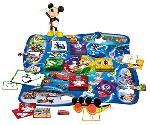 Diset- Disney Juego Party (46504)