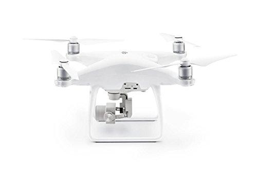 DJI- Phantom 4 Advance Dron con cámara de 20 MP, Color Blanco, Advanced (DJ0010)