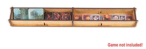 docsmagic.de Organizer Insert for War of The Ring 2nd Edition - Box Encarte