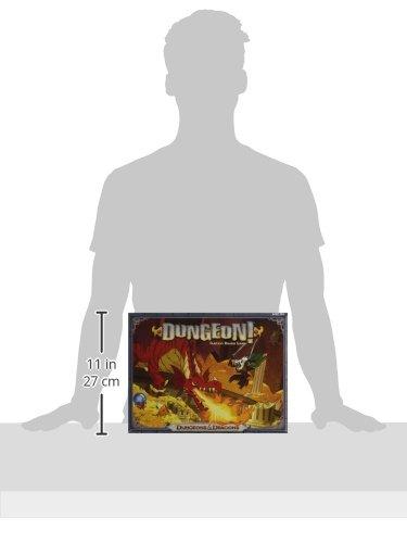 Dungeon - Juego de mesa (WTCA78490000) (importado)