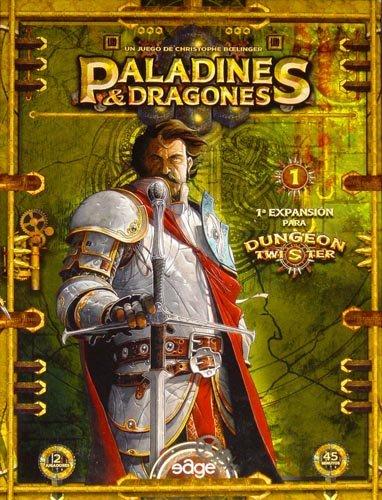 DUNGEON TWISTER: PALADINES & DRAGONES