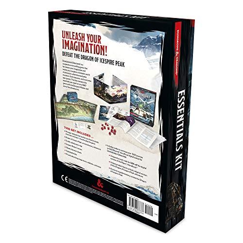 Dungeons & Dragons C70080000 Essentials Kit, Multi Juego de construcción