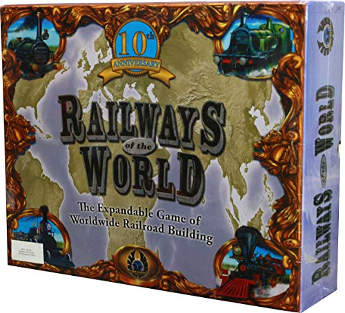 Eagle Railways of The World (10th Anniversary)