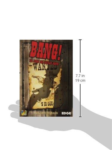 Edge Entertainment-Bang-JCNC, Multicolor (BA01)