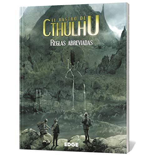 Edge Entertainment-El Rastro de Cthulhu: Reglas abreviadas-español, Color (Edge Enterteinment EEPPTC00)
