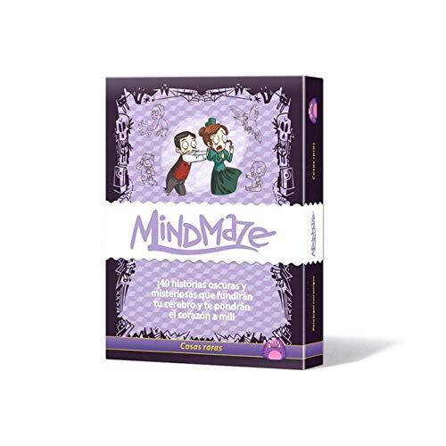Edge Entertainment- Mind Maze: Cosas Raras, Color no (EDGEEMGMM02)