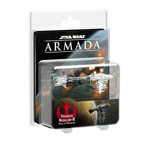 Edge Entertainment- Star Wars Armada: Fragata Nebulon-B (SWM04)