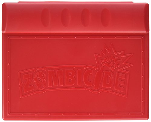 Edge Entertainment- Storage Box, Color Rojo (EDGZG52)