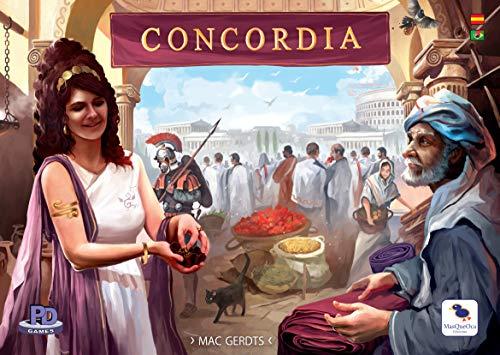 Ediciones MasQueoca - Concordia Quinta Edición (Español)(Portugués)