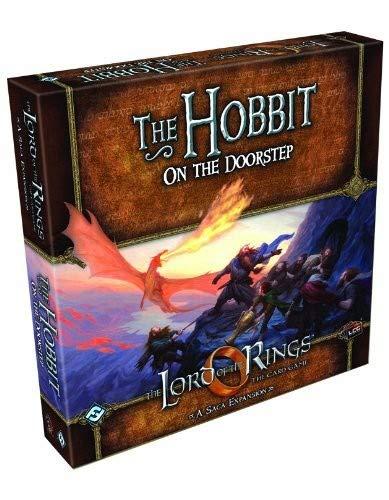 El Senor de los Anillos. El Hobbit. En El Umbral - El Juego de Cartas. Una Expansion de Saga