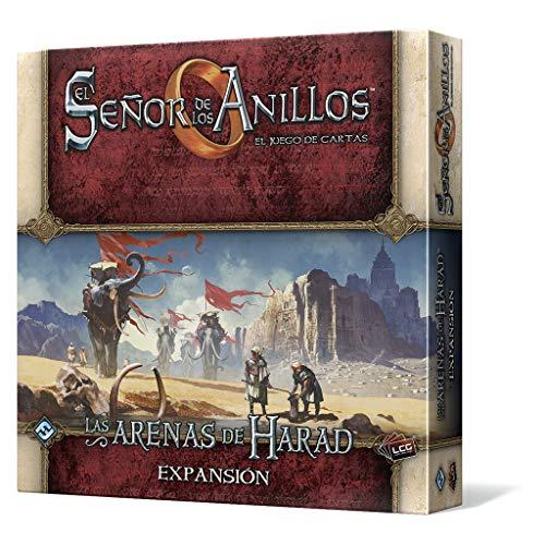 Fantasy Flight Games El Señor de los Anillos - Las Arenas de Harad: el Juego de Cartas (Edge Entertainment EDGMEC01)