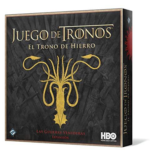 Fantasy Flight Games-El Trono de Hierro: Las Guerras Venideras, Color (FFHBO16)
