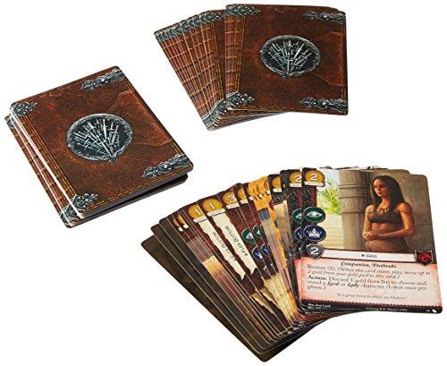 Fantasy Flight Games ffggt20un Juego de Tronos LCG–2nd Edition Oberyn Venganza del capítulo Juego Unidades