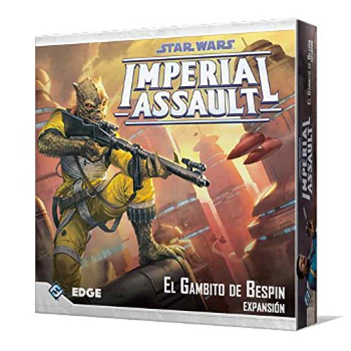 Fantasy Flight Games- Imperial Assault: El Gambito de Bespin (Edge Entertainment EDGSWI24)
